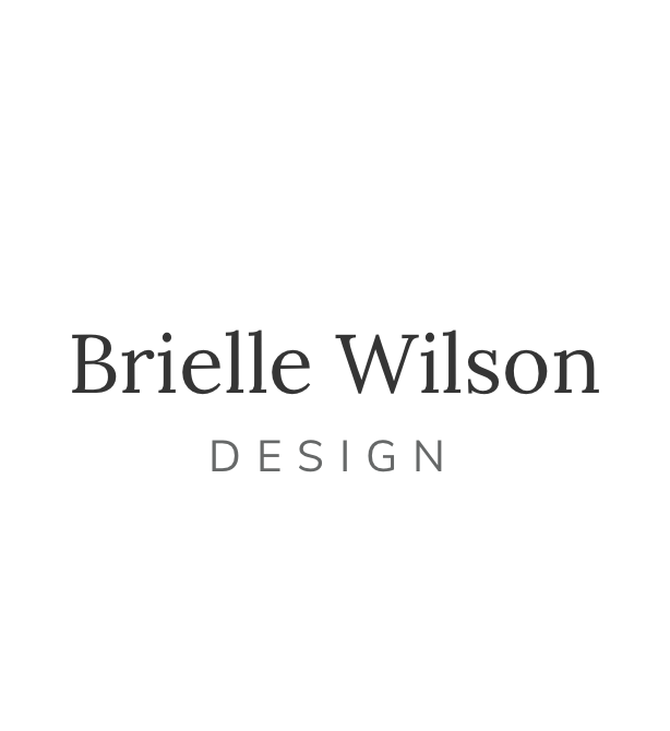 Brielle Wilson Design Logo