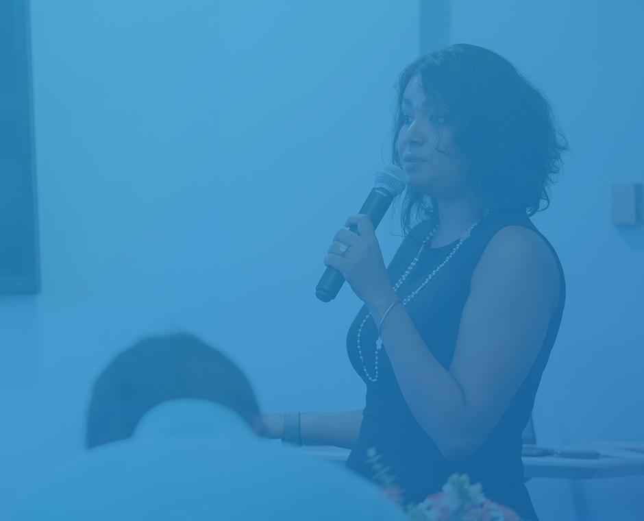 Dipanwita Das, Founder and CEO of Sorcero
