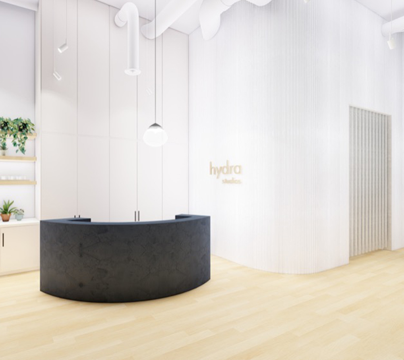 Hydra Studios Raises $3.8M for its Network of Wellness Spaces